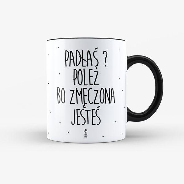 Kubek+Padłaś+Poleż+330ml+w+LazyDog+na+DaWanda.com