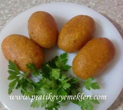 İçli Köfte   İçli Köfte tarifi   İçli Köfte yapılışı   Pratik Ev Yemekleri