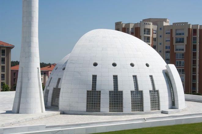 Yesil Vadi Mosque ,Istanbul
