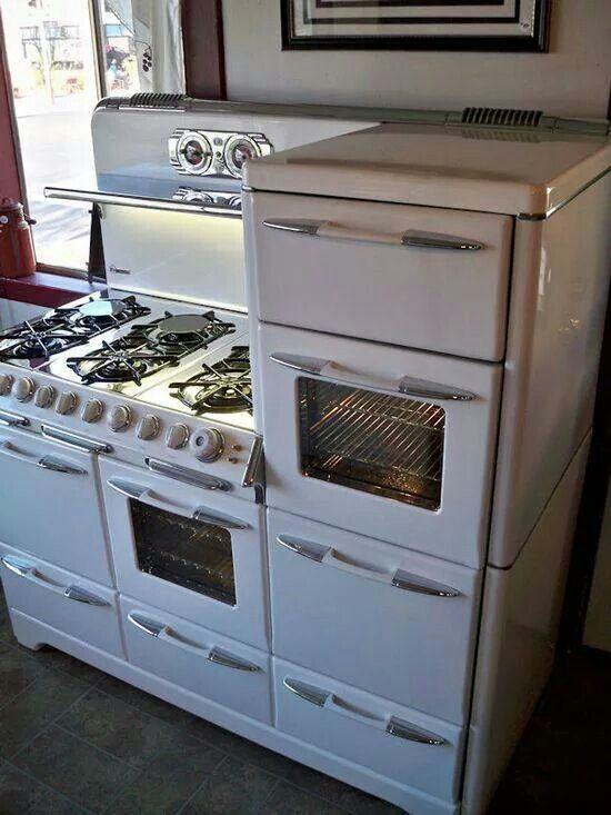 Dream stove & oven combo!
