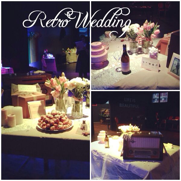"""CI VEDIAMO ALL'ANGOLO"" Retro Wedding..."