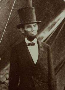 What kind of hat did Abraham Lincoln wear - answers.com