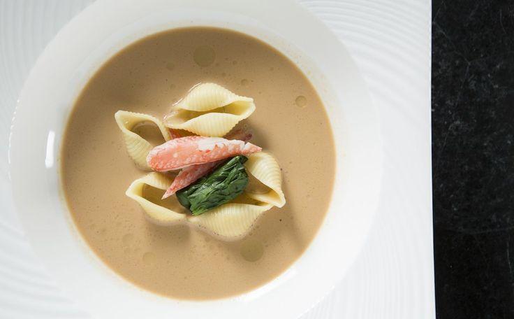 VOGUE LOUNGEのメニュー第3弾は温かいスープや魚介料理が豊富にラインナップ
