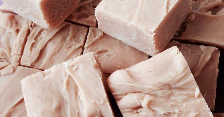 Delectable Vanilla Fudge