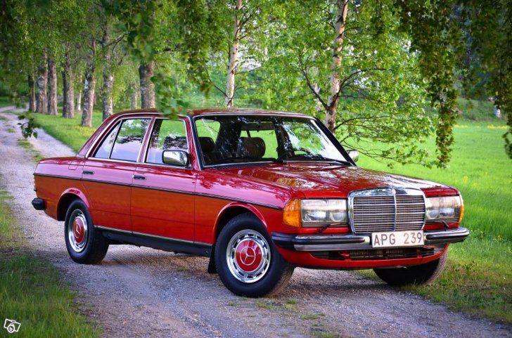 Mercedes-Benz 200 1985