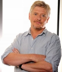 "Dave Foley, comedic actor, ""kids in the Hall"" troupe"