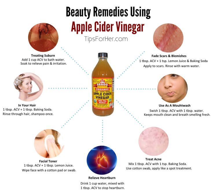 17 Best images about Apple Cider Vinegar for Skin on ...