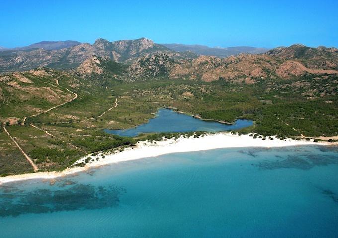 Bidderosa, golfo di Orosei, Sardegna