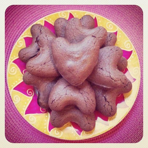 Moelleux chocolat coeur fondant © Helene Iracane
