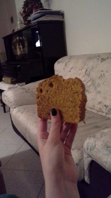 Pumpkin and almond loaf - gluten free