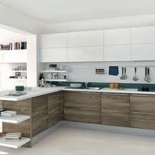 modern kitchens white wood - Google Search