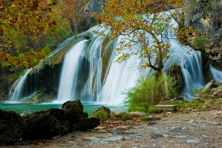 Turner Falls Oklahoma Location Used In The Movie The