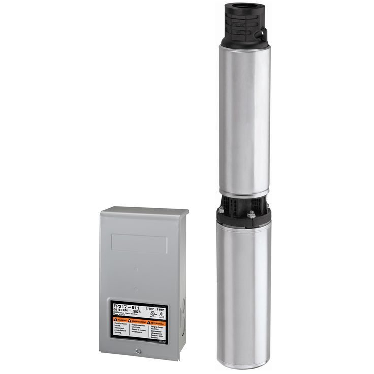 Pentair Flotec FP3212-12 3-Wire Submersible Well Pump