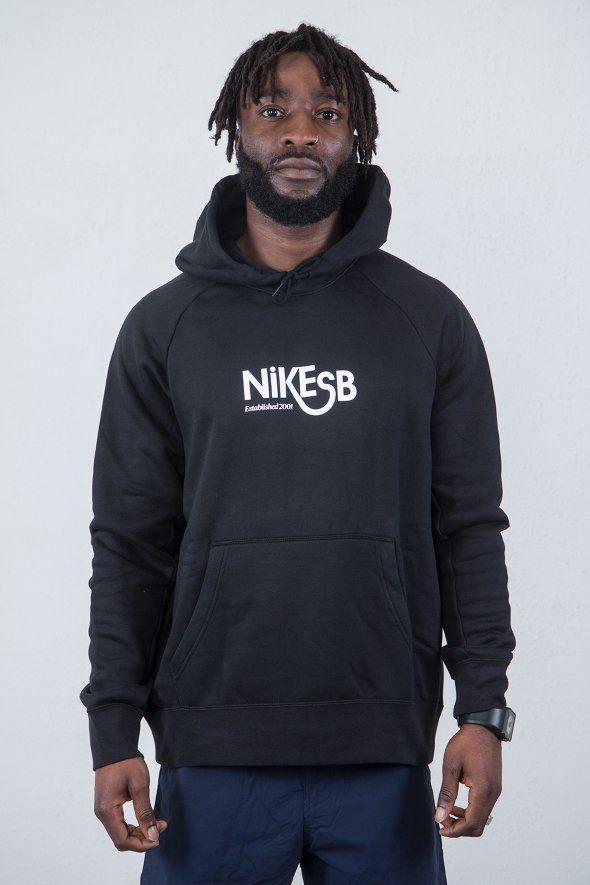 Nike SB - Icon Hoodie GFX