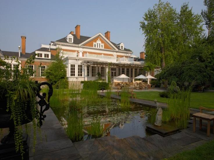 42. Langdon Hall Country House Hotel & Spa, Cambridge