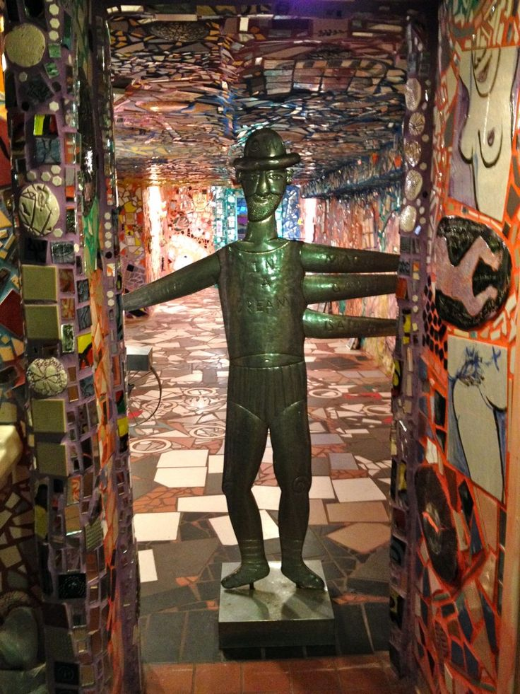 546 Best Images About Philadelphia 39 S Magic Gardens On