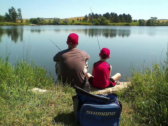 Learning to fish in north dakota north dakota fishing for North dakota fishing