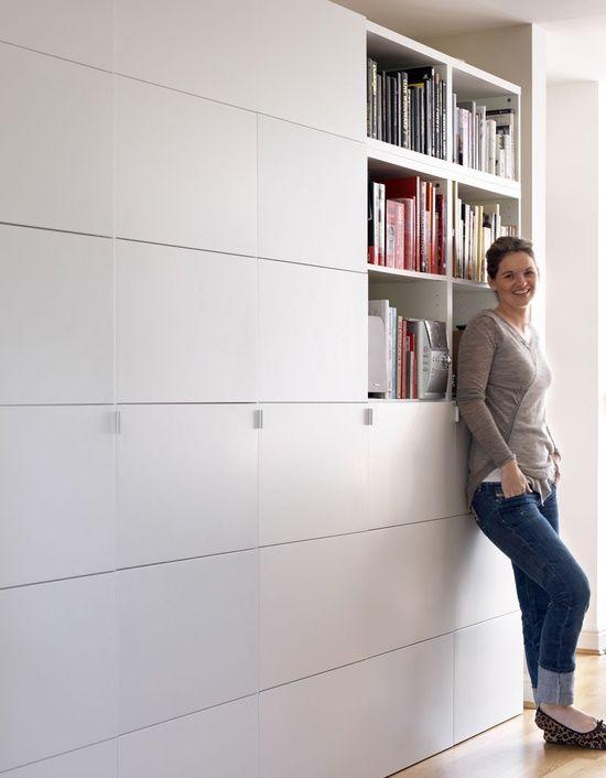 1000 ideas about meuble besta ikea on pinterest rangement modulable burea - Bibliotheque modulable ikea ...