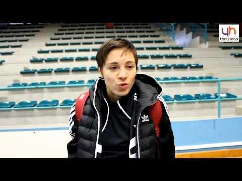 Ladyhoop - Off Court : Céline Dumerc (Bourges) - YouTube
