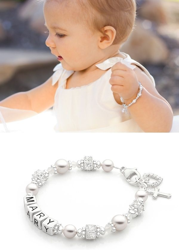 22 Lovely Examples of Baptism Jewelry ...
