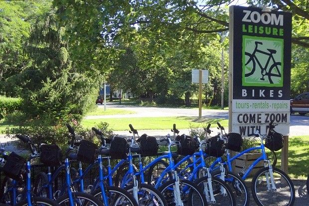 Rent a Bike in Niagara-on-the-Lake - Toronto local pick at Staying Native