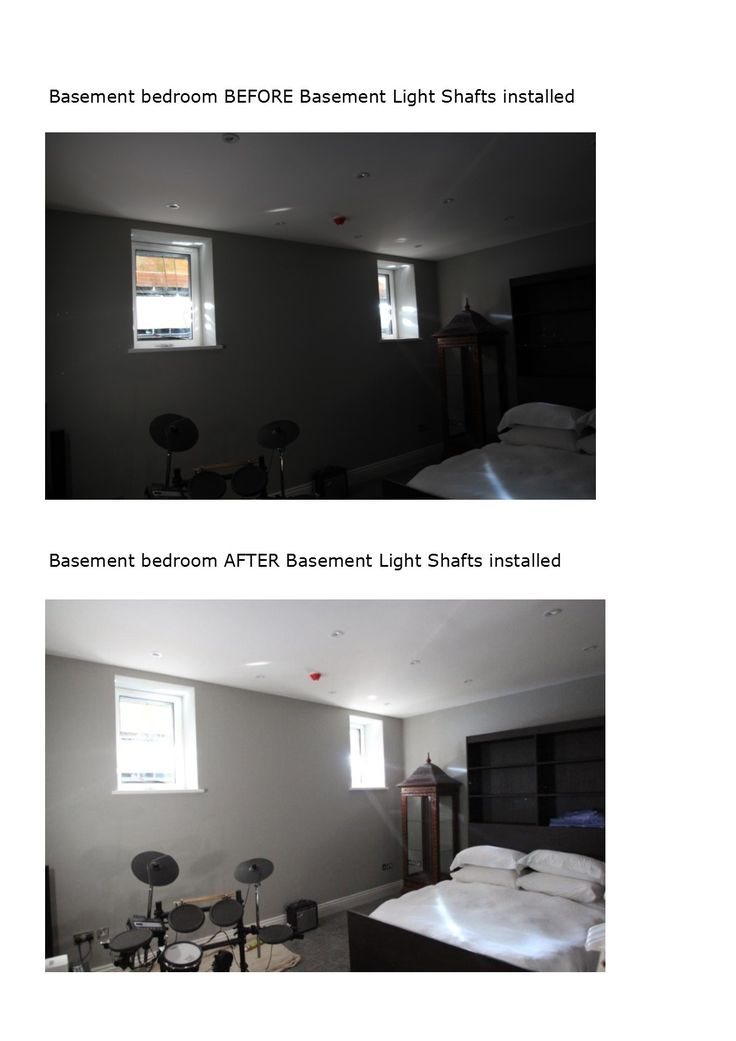 Elegant Basement Light Covers