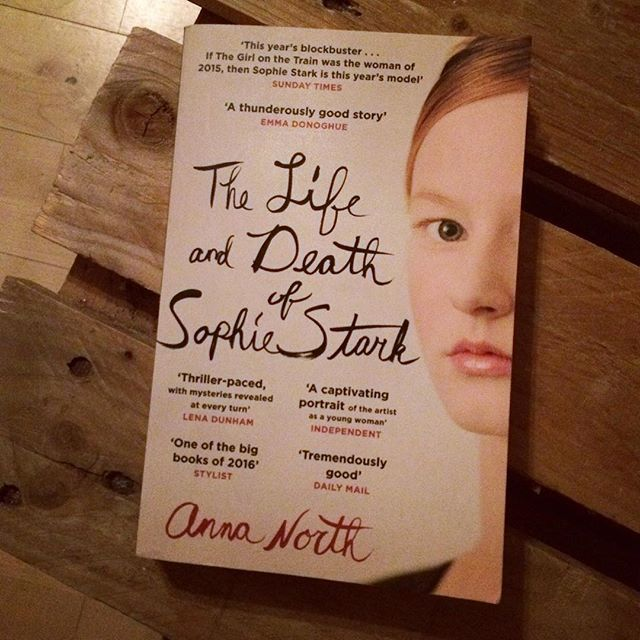 52/52: A book with antonyms in the title: Anna North's The Life and Death of Sophie Stark. This book is phenomenal. The structure and set up works in favour of the story as does its maddening elusive protagonist. I love that we never once hear from the protagonist, but is forced to view her through the eyes of the people around her - each with their own bias. I just really like this book!