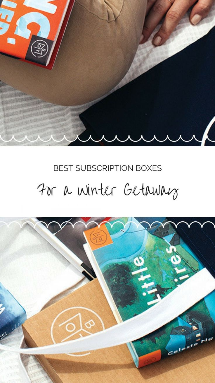 Top 8 Subscription Boxes To Take On Your Winter Getaway! https://www.ayearofboxes.com/subscription-box-lists/top-8-subscription-boxes-take-winter-getaway/
