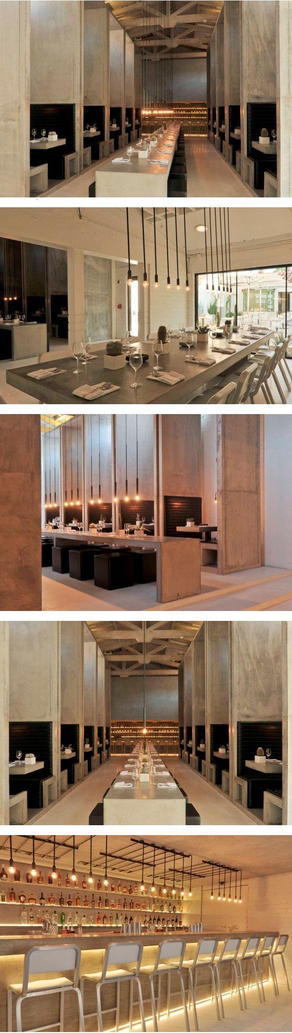 Restaurant Kitchen Bar Design 15 best bar design images on pinterest | bar designs, bar ideas