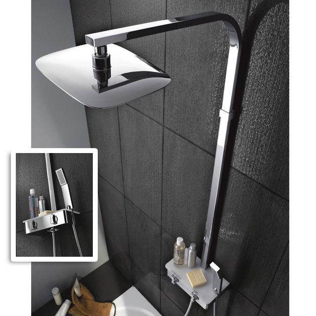 les 25 meilleures id es de la cat gorie kits de douche sur pinterest douches subway tile. Black Bedroom Furniture Sets. Home Design Ideas