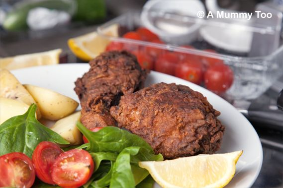 basic buttermilk fried chicken martha stewart basic buttermilk fried ...