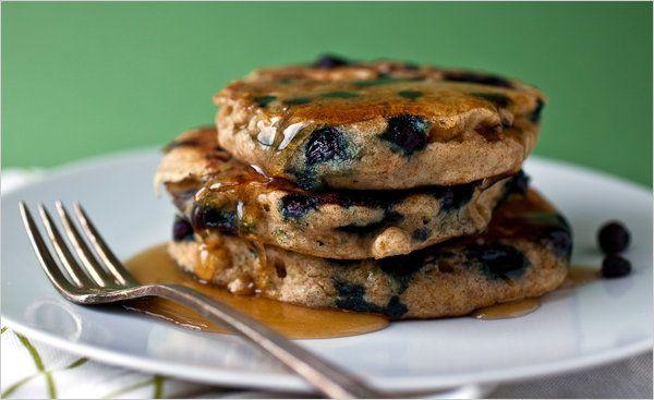 Tasty Quinoa pancakes!