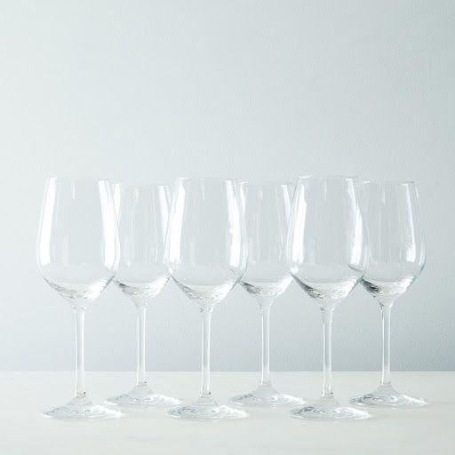 White Wine Glasses (Set of 6) on Provisions by Food52