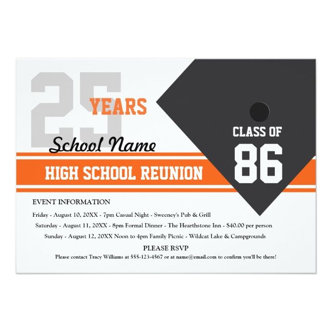 1494 besten Reunion Party Invitations Bilder auf Pinterest