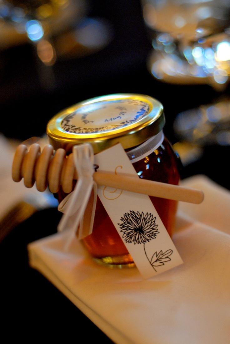 17 best ideas about honey jar favors on pinterest