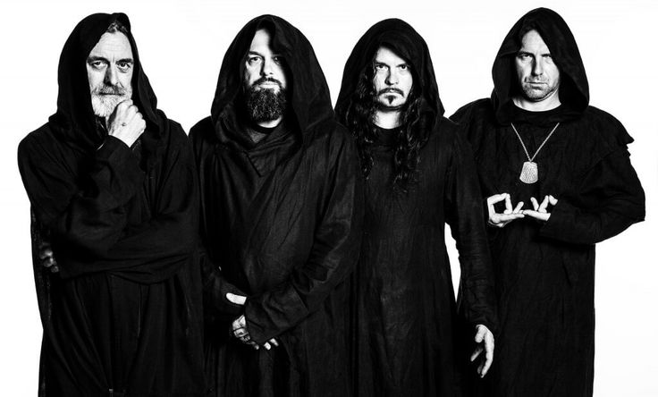 """Sunn O))) (pronounced simply sun/sʌn/, sometimes spelled as sunn O)))) are an American drone metal band from Seattle, Washington that formed in 1998. The band is primarily known for its synthesis of diverse genres including drone, ambient, noise, extreme metal and for their extremely loud live performances. Supported by a varying cast of collaborators, the band was formed and maintained by two core members: Greg Anderson and Stephen O'Malley. Referring to their music as """"li..."""