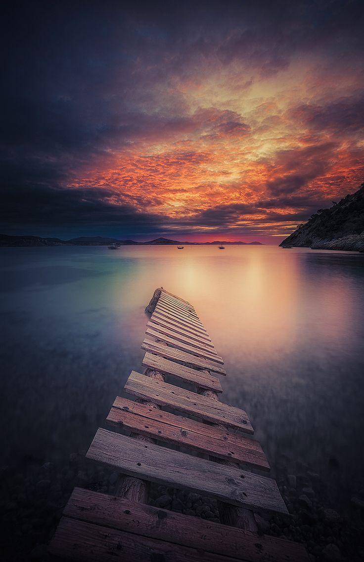 End on the road, ibiza Island, Spain, by Jose Antonio Hervas, on 500px.