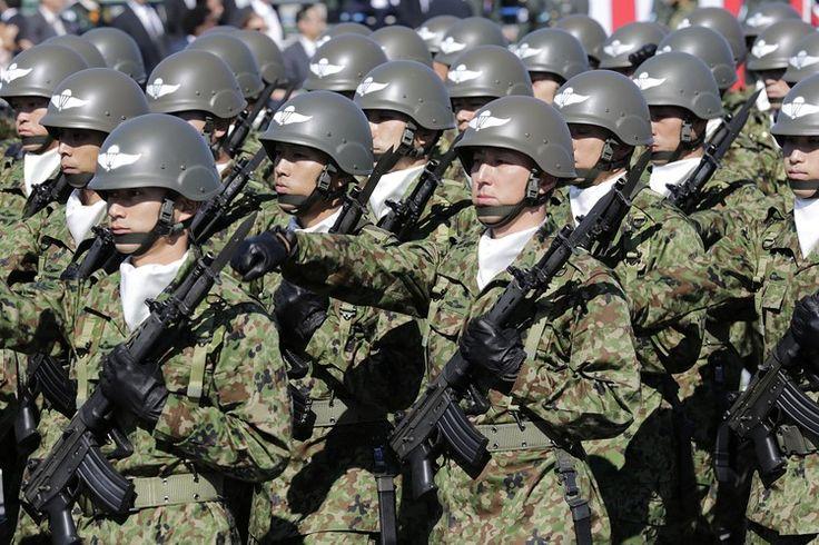 Relatório das Forças de Auto Defesa do Japão expressa preocupação com a China