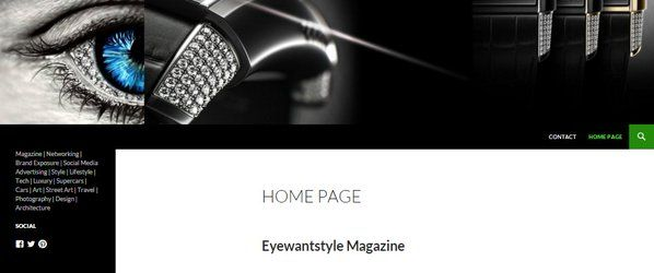 Eyewantstyle Magazine will be launching its very own Website with a Mobile App. See more: https://twitter.com/Eyewantstyle | https://www.pinterest.com/Eyewantstyle/ | https://www.facebook.com/eyewantstyle/