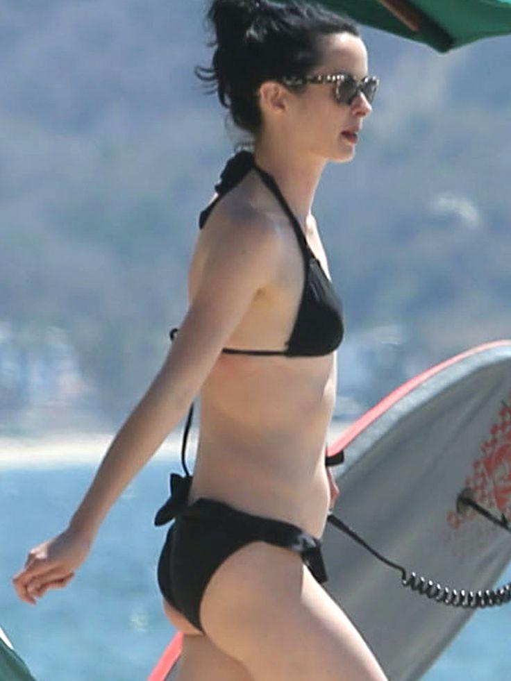 Krysten Ritter Bikini Beach Body Shines Down Mexico Way