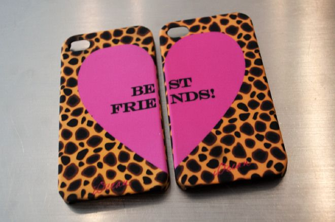 Cover iPhone - BEST FRIENDS (Coppia)