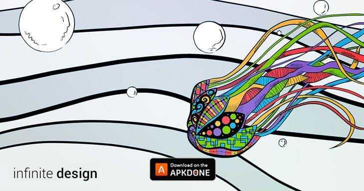 New APK: Infinite Design 3.4.18 (Premium Unlocked) #Updated #MODDED  #APKDONE | Drawing kits, Cool artwork, Design