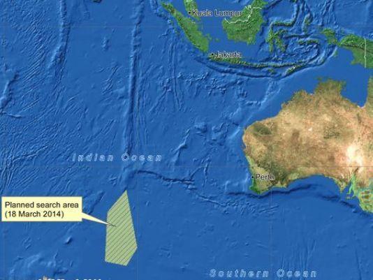 Pesawat MH370 Disahkan Hilang Di Lautan Hindi Australia. Gambar pesawat MH370 terhempas di Lautan Hindi Australia. Misteri Kehilangan MH370