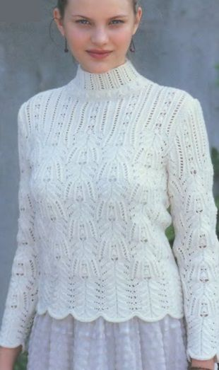 260 best Knit Sweaters F/W LACE images on Pinterest | Knitting ...