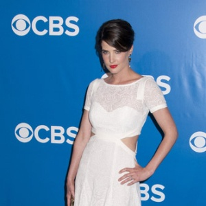 Cobie Smulders at the 2012 CBS Upfronts event