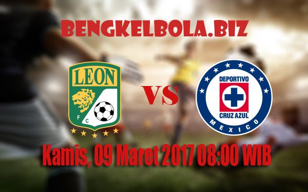 Prediksi Club Leon vs Cruz Azul 09 Maret 2017
