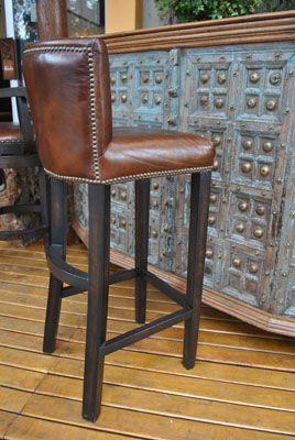 17 best images about sillas de bar on pinterest mesas - Cuero para tapizar sillas ...