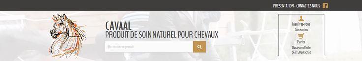 Bientôt vous allez pouvoir découvrir une nouvelle boutique en ligne réalisée par votre agence web evolutiveWeb.com et qui sera spécialisée dans la vente de produit de soin naturel pour chevaux.