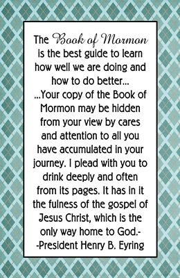 """Why do we need the Book of Mormon? The Book of Mormon was written for our day. It testifies of Jesus Christ, contains the fulness of His gospel, and restores truths lost through the Apostasy. Joseph Smith taught that the Book of Mormon is """"the keystone of our religion, and…Read More"""