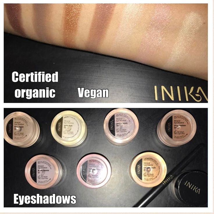 Inika certified organic single eye shadows. Perfect pigments for everyday wear or for evenings to glam it up! #inikaorganic #inika #eyeshadows @inikaorganic #makeup #eyemakeup #organicmakeup #nowransw #organicbeauty #beauty #beautytherapy #lovemakeup #mayaorganicbeautytherapy Perfect weather for a facial book in today or tomorrow spaces available.